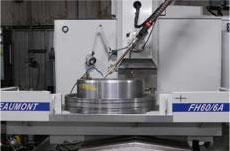 CNC small hole EDM: up to 5,000 pounds